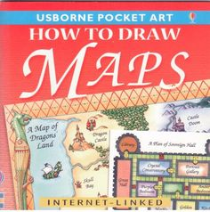 usborn books how to draw