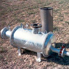 Filtración producida físicamente por retención de partículas de tamaño superior al hueco o a las perforaciones de una malla de acero inoxidable AISI-304 termosoldada, tipo standar de 0,2 mm. de paso, para riego por aspersión. Los filtros garantizan el servicio de los emisores, evitando obstrucciones.