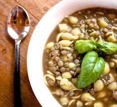 Helyn's Plant-Based Kitchen » Italian Lentils