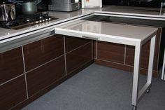 Как выбрать кухонные столы и стулья для маленькой кухни   Феломена