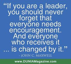 If you are a leader...  Read and Re Pin.