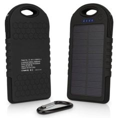 BoxWave Solar Rejuva Huawei G6608 Power Pack - Universal, Portable Dual USB 5,000 mAh Rechargeable Solar Battery - Includes Micro USB Charging Cable! - Huawei G6608 Charger with Backlit Digital LED Power Display and 2 Built In High Output USB Ports (Jet Black) - http://coolgadgetsmarket.com/boxwave-solar-rejuva-huawei-g6608-power-pack-universal-portable-dual-usb-5000-mah-rechargeable-solar-battery-includes-micro-usb-charging-cable-huawei-g6608-charger-with-backlit-digital-led