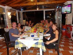 Veranda Restaurant, Greek Dishes, Refreshing Drinks, Big
