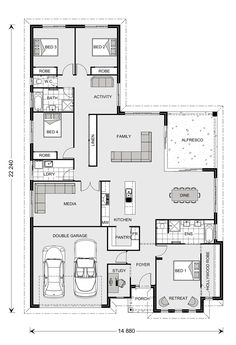 Coolum 225, Our Designs, Hunter Valley Builder, GJ Gardner Homes Hunter Valley