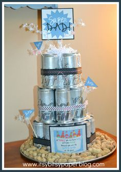 """Itsy Bitsy Paper: . . . Coors Light Beer """"Cake"""" . . ."""