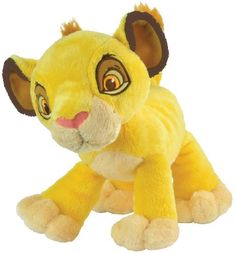 Kids Preferred Lion King Plush Toy, Simba by Kids Preferred. $15.00. Based on the Disney classic, The Lion King. Perfect for any playtime or snuggle time adventure. Simba is adorable, fun, and of the highest quality. Babies are rewarded with the jingle and crinkle sounds. Babies will be mesmerized every time they hug their favorite lion friend. Based on the Disney classic, The Lion King. Simba is adorable, fun, and of the highest quality. He is perfect for any pla...
