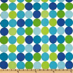 Michael Miller Disco Dot Collection - Discount Designer Fabric - Fabric.com car seat cover