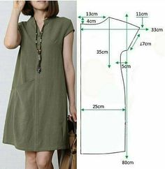 Dress Sewing Patterns, Blouse Patterns, Sewing Patterns Free, Clothing Patterns, Formation Couture, Make Your Own Clothes, Designs For Dresses, Couture Sewing, Cardigan Pattern