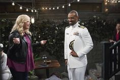 Bonnie finds herself a hot sailor on Wednesday's all new Baby Daddy... Guest star Isaiah Mustafa!
