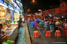 Talad Kaset Night Market in Phuket Town - Phuket.com Magazine