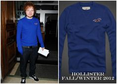 The Derek's Blog: Ed Sheeran en Hollister – BBC Radio 1
