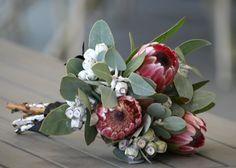 australian native wedding bouquet - Google Search