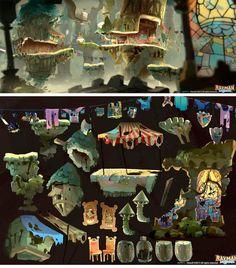 Concept Arts de Rayman Legends, por Aymeric Kevin  http://theconceptartblog.com/2013/11/13/concept-arts-de-rayman-legends-por-aymeric-kevin/