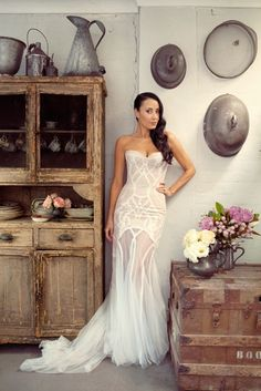 {im going to die!!} Wedding Dresses: J'aton Couture