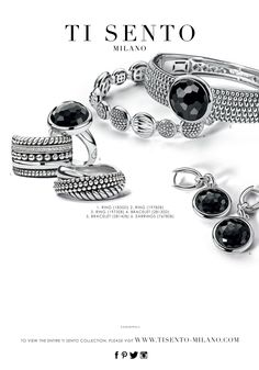 Ti Sento Fine Jewelry - available at Daniel Jewelers, Brewster New York