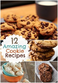 Best Homemade Cookie Recipes