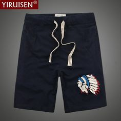 HOUSINGLOVES Men Casual 3D Graffiti Printed Beach Work Casual Men Short Trouser Shorts Pants