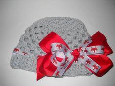 Curious Fox Crochet Hat por kaybabyboutique1 en Etsy, $15.00