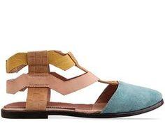 Elma Encircle sandal by New Kid