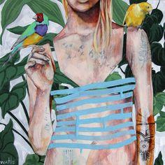 Jessica Watts... | Kai Fine Art