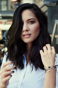 Olivia Munn, 'The Newsroom' (HBO)
