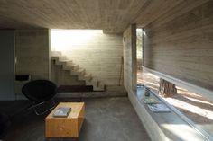 Wonderful concrete. Franz House - BAK Architects