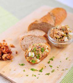 Nej pomazánky podle českých zpěvaček Tacos, Bread, Ethnic Recipes, Food, Eten, Bakeries, Meals, Breads, Diet