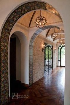 Spanish style homes – Mediterranean Home Decor Mediterranean Style Homes, Spanish Style Homes, Spanish House, Spanish Colonial, Mediterranean Architecture, Spanish Revival, Spanish Style Decor, Spanish Design, Spanish Tile