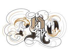 Área Visual: Paul Nolan. Diseñando tipografías