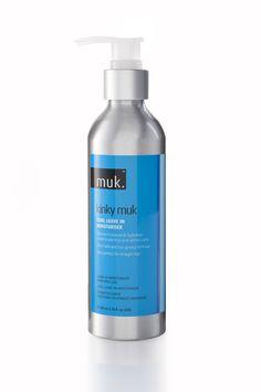Kinky Muk Curl Leave In Moisturiser- intense moisture and hydration