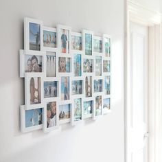We could arrange frames in this array. Order this one? Too modern?