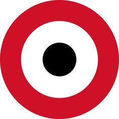 Egyptian Air Force Roundel - Escarapela aeronáutica - Wikipedia, la enciclopedia libre