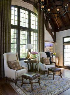 interior spaces / decor/ room designs / architecture