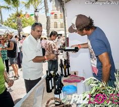 Eleven top Mexican wineries were represented at the 2nd Annual Gastrovino Festival, showcasing wines from Baja's Valle de Guadalupe.