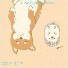 なみはりねずみ日記 Hedgehog Drawing, Hedgehog Craft, Baby Hedgehog, Kawaii Illustration, Art Prompts, Dog Logo, Embroidery Motifs, Doodle Drawings, Shiba Inu
