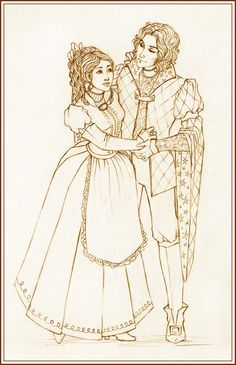 Howl and Sophie by ~Tanmorna on deviantART