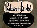 Babszem Jankó - régi diafilmek - Picasa Webalbumok