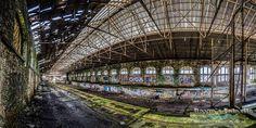 Verlaten Douanestation Essen,belgië,verlaten gebouwen