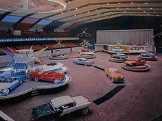 1954 Motorama... before the people