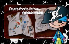 Talk Like a Pirate Day - Celebrating with a Freebie!