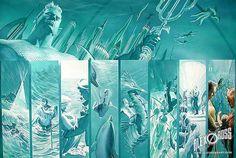 Aquaman (Secret Origins) ~ DC Comics ~ Alex Ross
