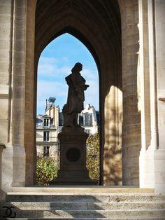 paris - tour st Jacques