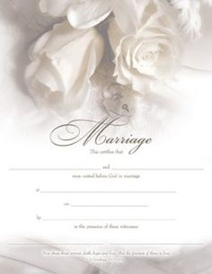 make a free marriage certificate magical printing designs