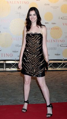 Anne Hathaway Photo - 'Valentino In Rome, 45 Years Of Style' Exhibition Opening