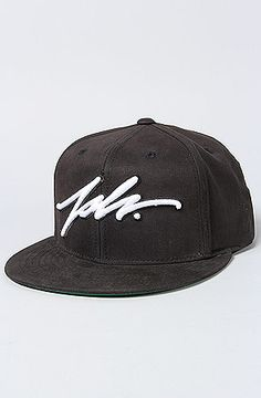 9b0f2094b03 The Signature Snapback in Black by JSLV
