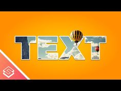 Inkscape for Beginners: Photographic Text Effect - YouTube