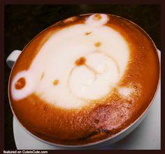 Super Cute Latte Art