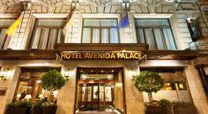 HOTEL|スペイン・バルセロナのホテル>グランビアに位置し、カタルーニャ広場から5分>アベニダ パレス(Avenida Palace)