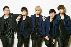 Baekho, JR, Ren, Aron, Minhyun NU'EST