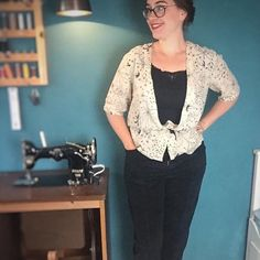 Opian-Sewing Patterns-Chloé sur Instagram: We end up the Vaulion presentation with a bang with the testers. Have a look at their version on the blog from today. Plenty of ideas to… Couture, Short, Bangs, Chloe, Sewing Patterns, Presentation, Lace, Inspiration, Instagram